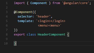 header-component